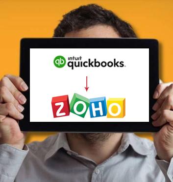 Quickbooks to Zoho Books Migration
