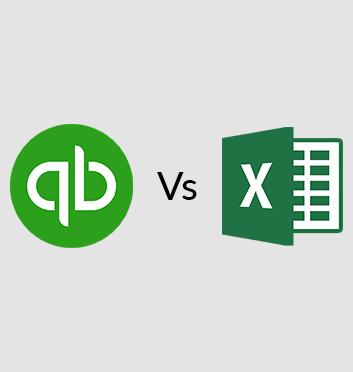 QuickBooks Vs Excel